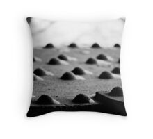 the quiet ones Throw Pillow