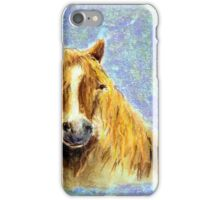 King of the herd  iPhone Case/Skin