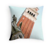 La Serenissima Throw Pillow