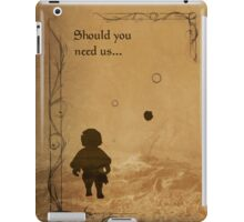 The Labyrinth inspired design (Hoggle). iPad Case/Skin