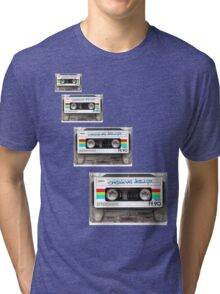 Mix tape Tri-blend T-Shirt