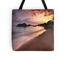 The end of the day. Tote Bag