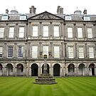 Holyrood Palace, Scotland. by Finbarr Reilly