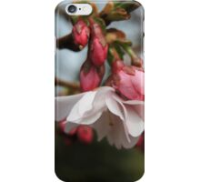 Some things are beautiful even when it rains iPhone Case/Skin
