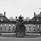 Holyrood Palace, Scotland. by Finbarr Reilly