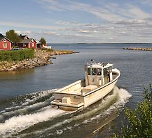 Fishing Boat by ilpo laurila