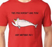 evil fish Unisex T-Shirt
