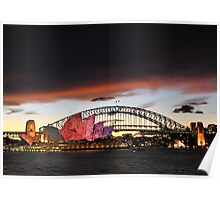 Sydney Opera House Luminous Festival 04 Poster