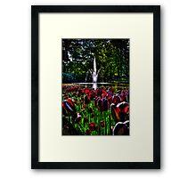 Keukenhof Framed Print