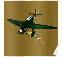 candy bomber Poster