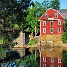 War Eagle Mill and Bridge, Arkansas by Gregory Ballos | gregoryballosphoto.com