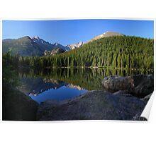 Bear Lake, Colorado Poster