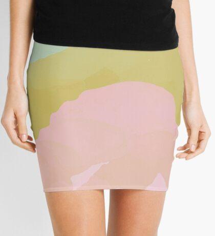 Pastels Mini Skirt