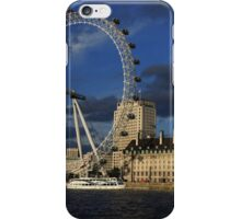 London Eye and County Hall iPhone Case/Skin