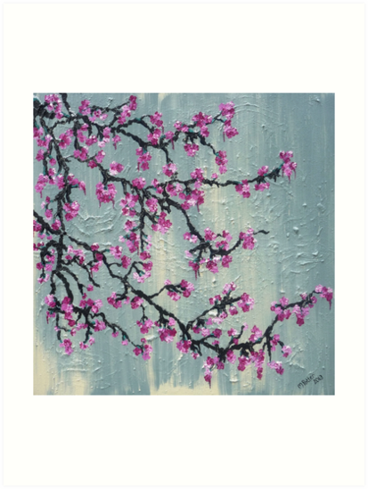 A Touch Of Spring by Michelle Potter