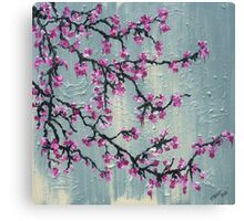 A Touch Of Spring Canvas Print