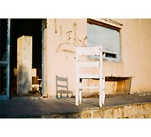 Stand by me (analogue) Photographic Print