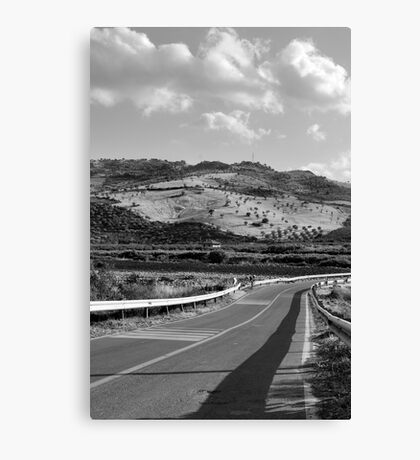 Take Me Home.... Canvas Print