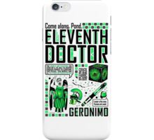 The Eleventh Doctor iPhone Case/Skin
