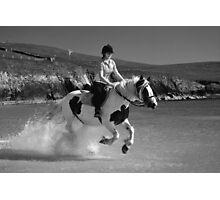 da waterhorse Photographic Print