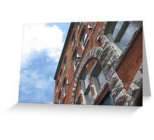 Saratoga Springs, NY Greeting Card