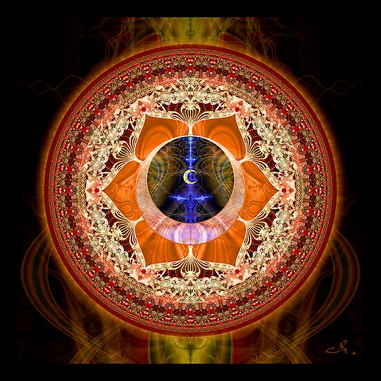 Chakras: 2 Sexual Chakra by ecoartopia