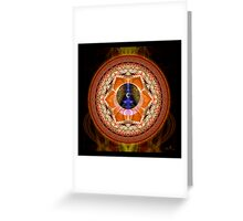 Chakras: 2 Sexual Chakra Greeting Card