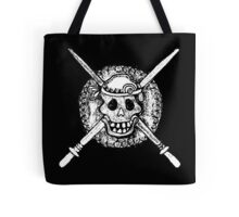 Skull, Pirate, Swords, Crossbones, Captain,  Tote Bag