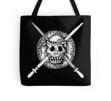 Skull, Pirate, Swords, Crossbones, Captain,  Tote Bag