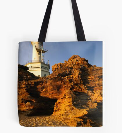 Point Lonsdale Lighthouse Tote Bag
