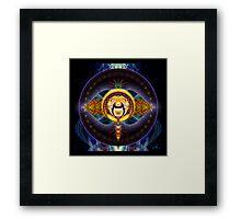6th Chakra: Third Eye Framed Print