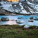 Moonlight Lake by Nolan Nitschke
