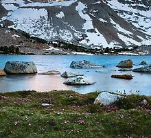 Moonlight Lake by Nolan Nitschke