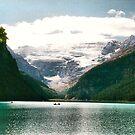 Lake Louise by Dan Shiels