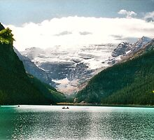 Lake Louise by Dan Shiels