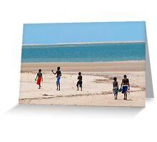 Tiwi Kids Greeting Card