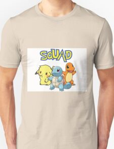 Pokemon - Squad T-Shirt