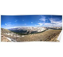 Trail Ridge Vista Poster