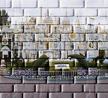 It's a Small World..Disneyland USA by judygal