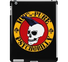Pure Psychobilly iPad Case/Skin
