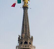 La Madonnina - Milano the Duomo by sstarlightss