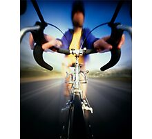 Bike! Photographic Print