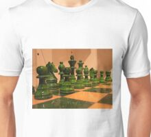 #46    Chess Pieces Unisex T-Shirt