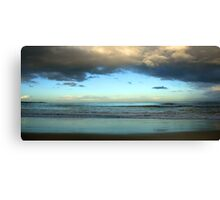 Window to the ocean Canvas Print