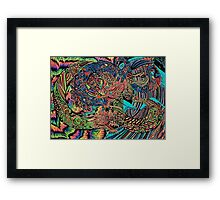 dragon 4 Framed Print