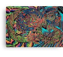 dragon 4 Canvas Print