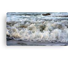 Ocean Bubbles Canvas Print