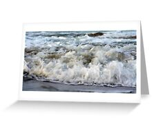Ocean Bubbles Greeting Card