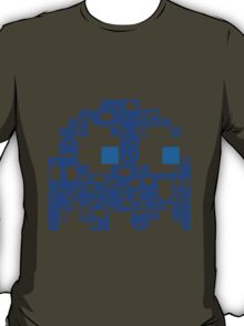 Pac Man Ghost Controllers (blue eyes) T-Shirt