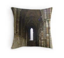 Whitby Arches Throw Pillow
